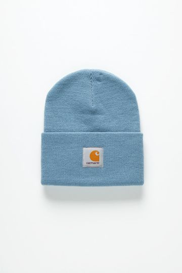 Acrylic Watch Hat - Cold Blue