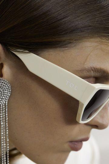 TOL Eyewear In A Corner Sunglasses - Meringue