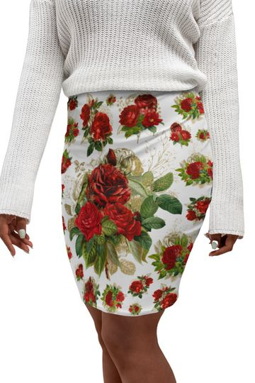 Rose™ Collection Pencil Skirt