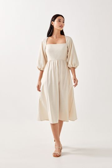 Hartley Fit & Flare Dress
