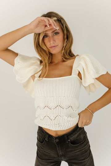 forever knit top