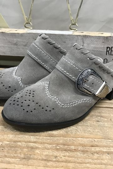 Dirty Laundry 7.5 Gray Casual Shoes