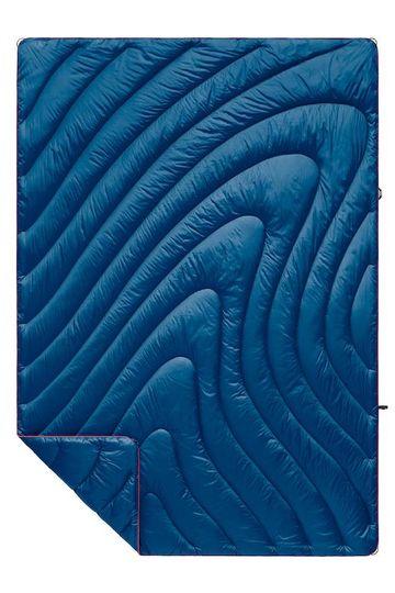Rumpl Original Puffy Blanket - Deepwater