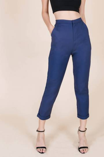 Lucille Cuffed Pants