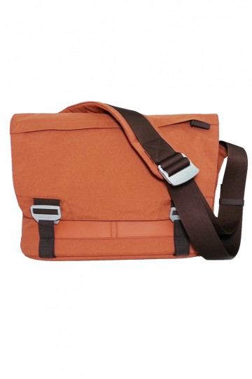 "Bluelounge Messenger Bag Large - up to 17"" Laptop - Rust"