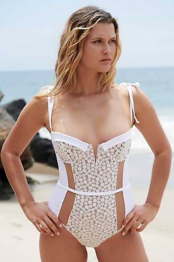 [BO] Bentley Lace Monokini