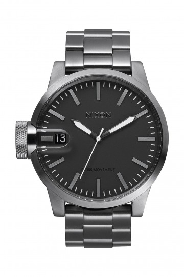 Nixon Chronicle SS Grey Watch