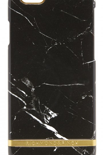 Black Marble iPhone 6 / 6s Case