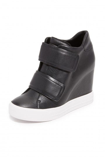 Grayson Wedge Sneakers