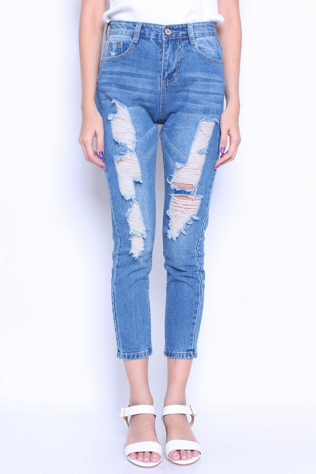 0f6e20ec8b17 RESTOCKED YOUR BEST CASUAL RIBBED JEANS  S M L  - ShopperBoard