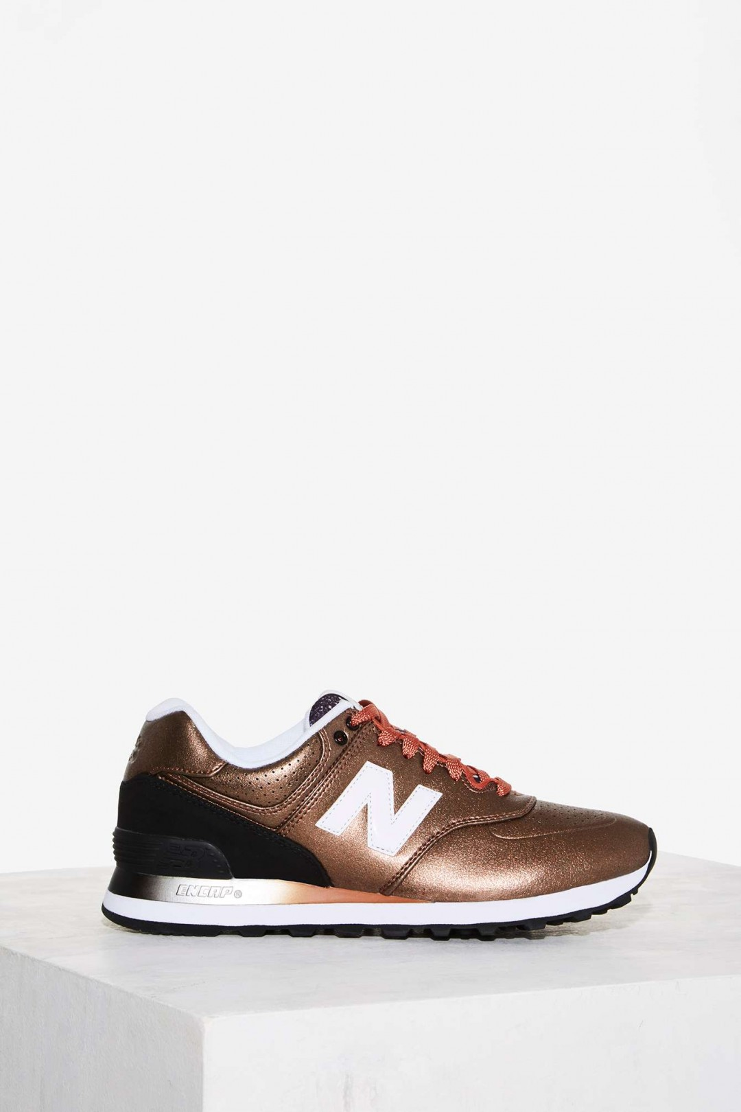New Balance 574 Gradient Metallic Sneaker