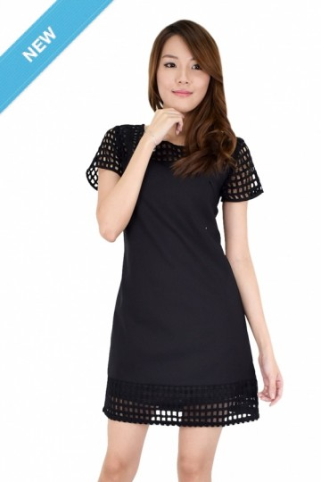 Zahara Classic Sheath Work Dress
