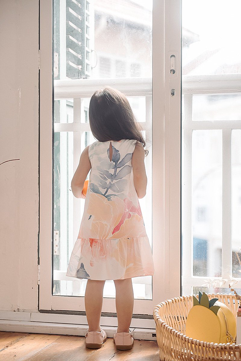 Lil Tots Promise of Spring Dress