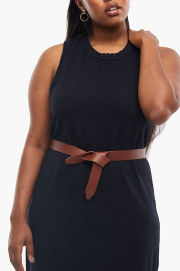 Noemi Knotted Belt