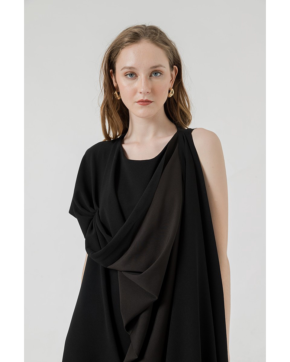Issey Dress - Black