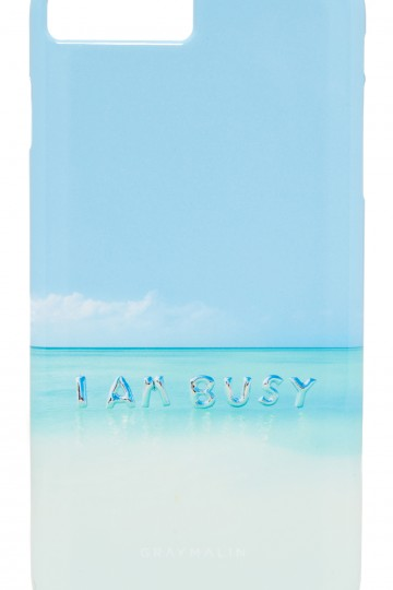 I Am Busy Balloons iPhone 7 Plus Case