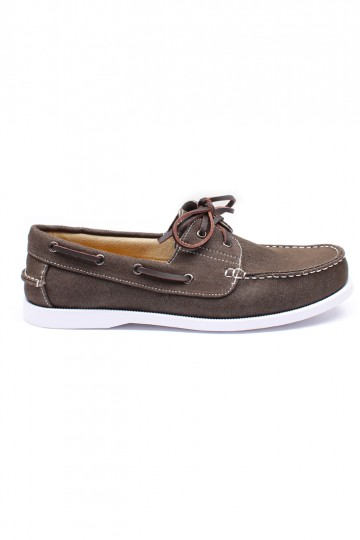 Authentic Canvas Boat Shoe