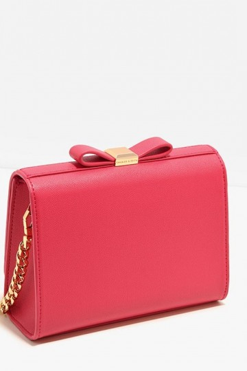 Bow Detail Clutch