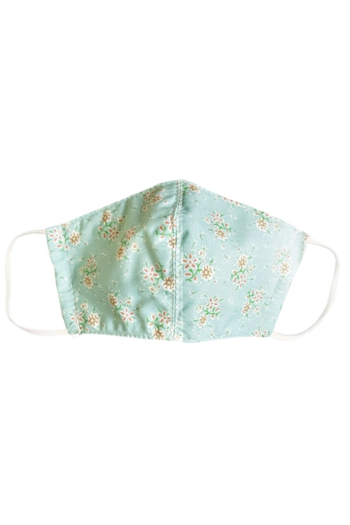 Tracyeinny Bunch Of Flowers Mask - Baby Size