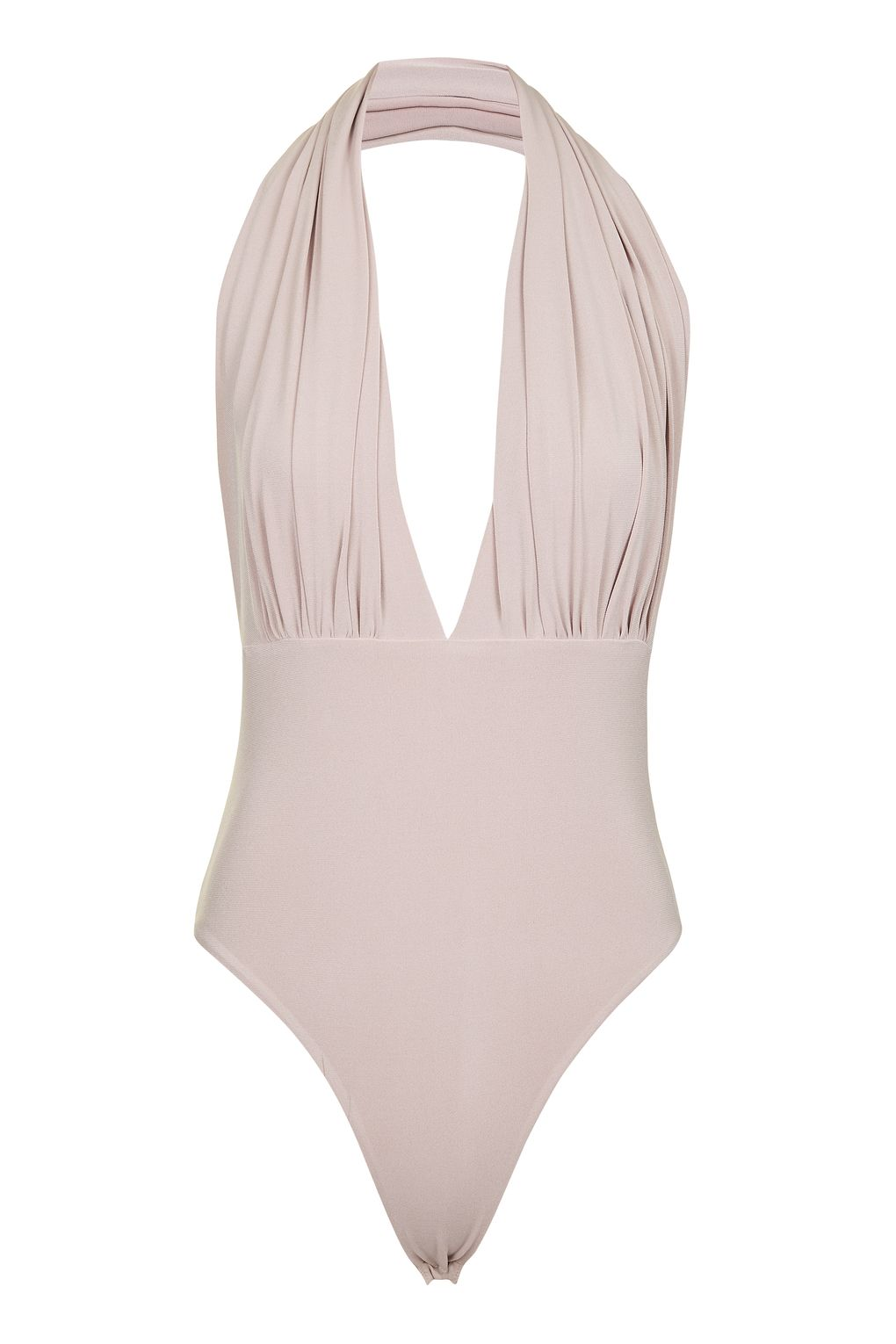 Halter Neck Bodysuit by Love. From Topshop 54e37a172