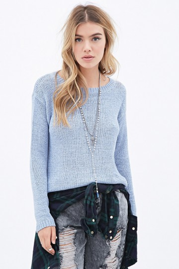 Classic Slouchy Sweater