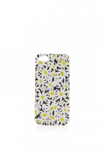 Daisy Floral Print iPhone 5 Cover - New In This Week - New In - Topshop Singapore