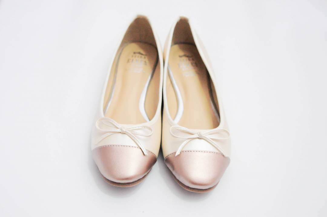 Faith (Rose Pink & Nude) - Size 38