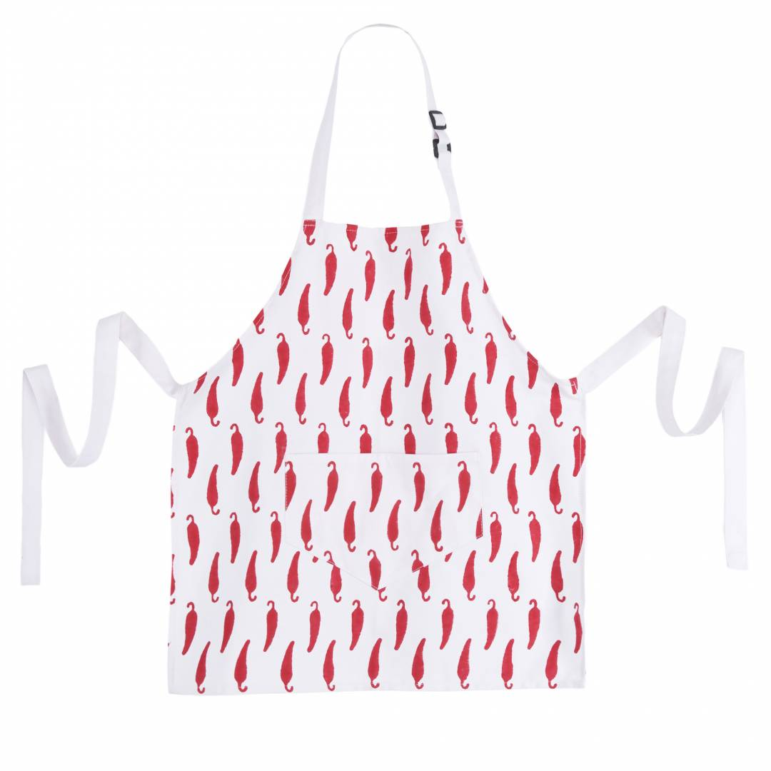 White apron india