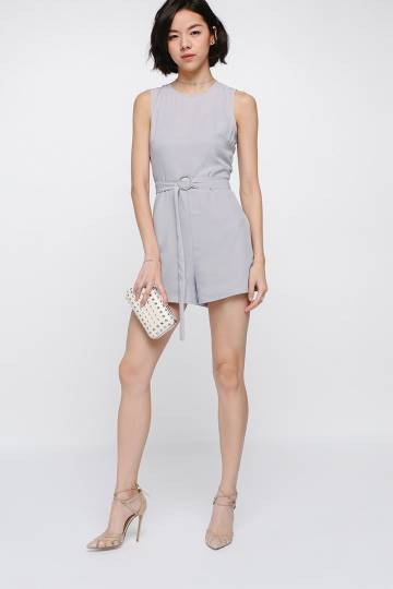 Peregrine D-ring Playsuit