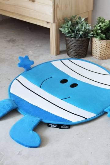 Mr Bump Bath Rug