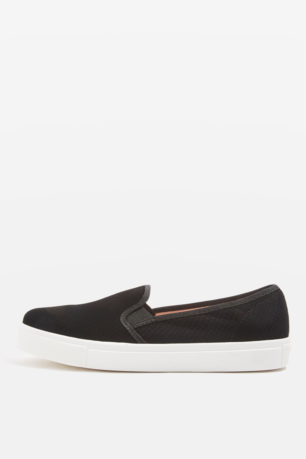 TEMPO Slip On Trainers - ShopperBoard