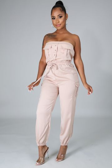 Take Charge Jumpsuit